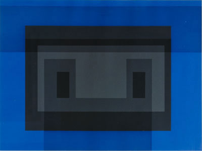 Josef Albers - Abstract