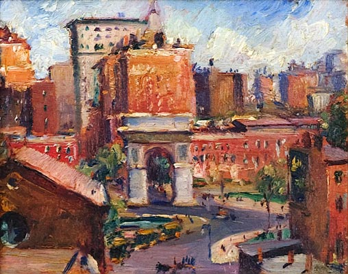 Max Kuehne - Washington Square